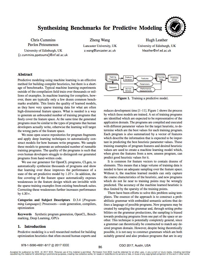 Resume | Chris Cummins